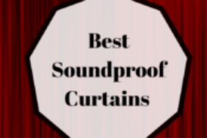 6 Best Soundproof Curtains – But Do They Really Work?