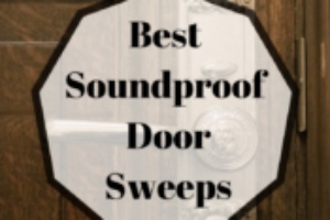 Top 3 | Best Soundproof Door Sweeps: